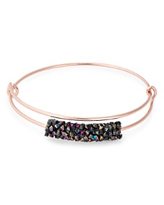 Alex and Ani - Shiny Fine Rocks Expandable Bracelet